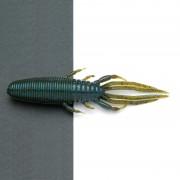 BC006. GREEN PUMPKIN / BLUE FLK